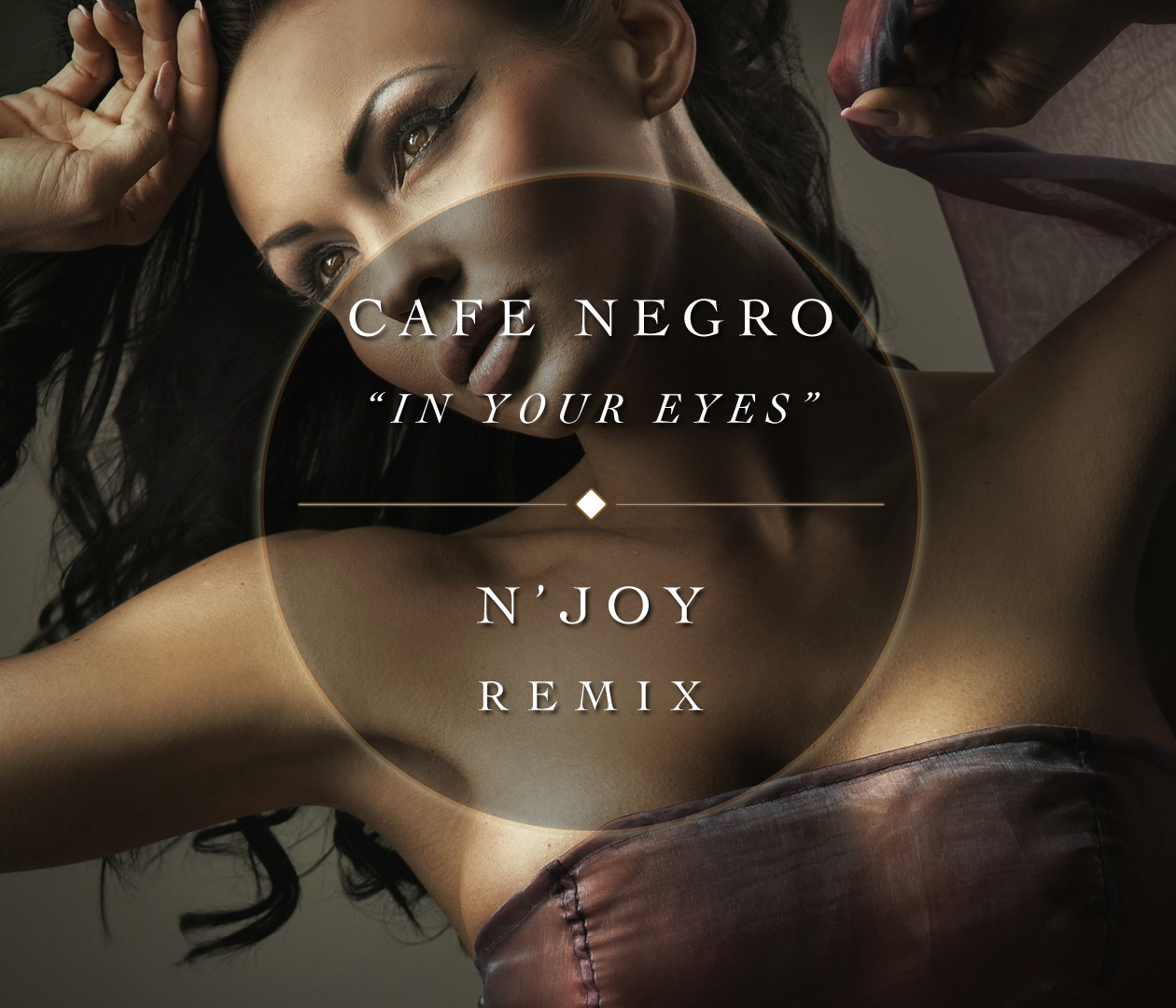 Cafe Negro - In Your Eyes (N'Joy Remix)